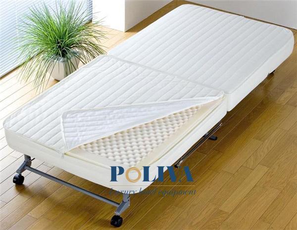 Giường phụ có kích thước tương tự như giường đơn