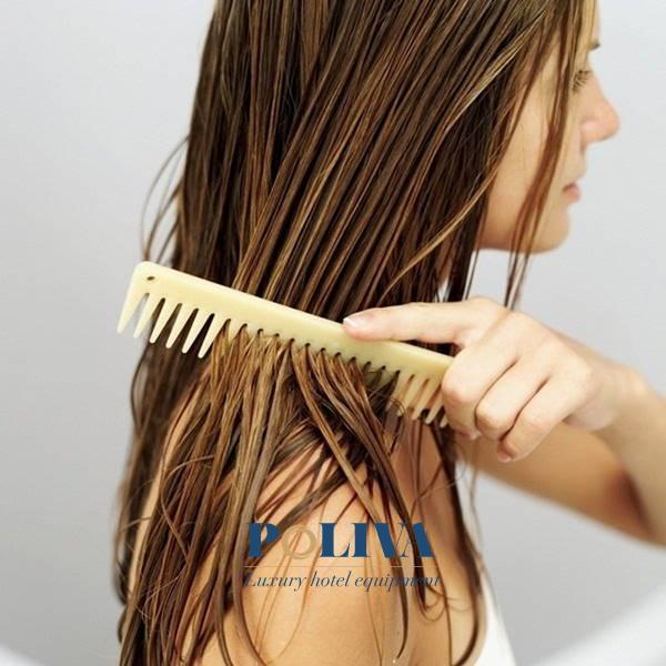sai lầm khi dùng máy sấy tóc