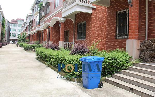 Bí quyết tăng tuổi thọ cho thùng rác công cộng lên đến 10 năm