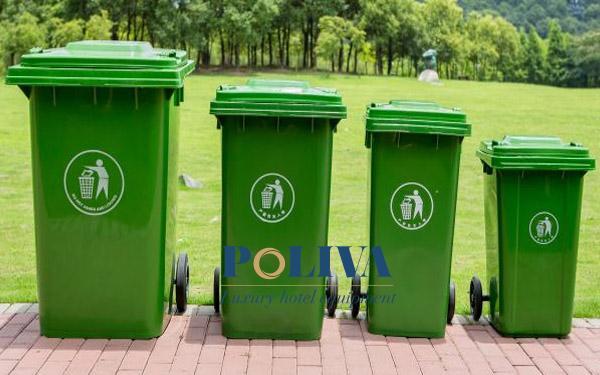 Điểm danh các loại thùng rác dùng trong khu công nghiệp phù hợp nhất