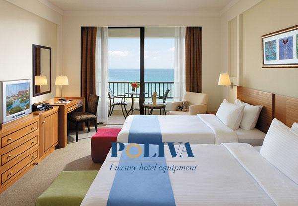 Tấm trang trí giường có nhiều màu sắc, mẫu mã