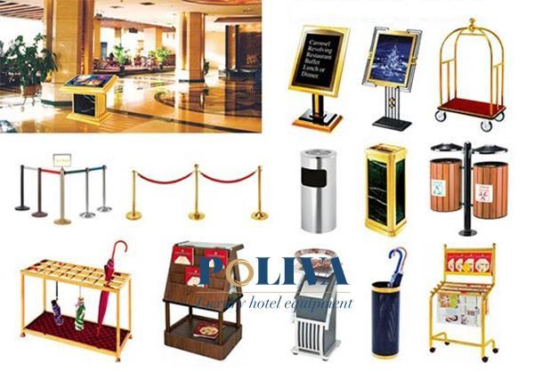 Poliva chuyên cung cấp thiết bị sảnh khách sạn cao cấp