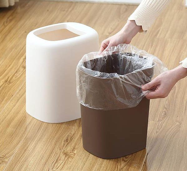 thùng rác nhanh hỏng