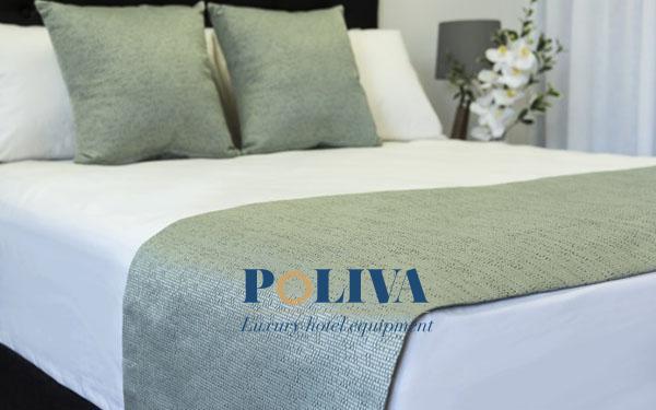 Vải tafta là gì? Vì sao vải tafta thường dùng may tấm trải ngang giường?