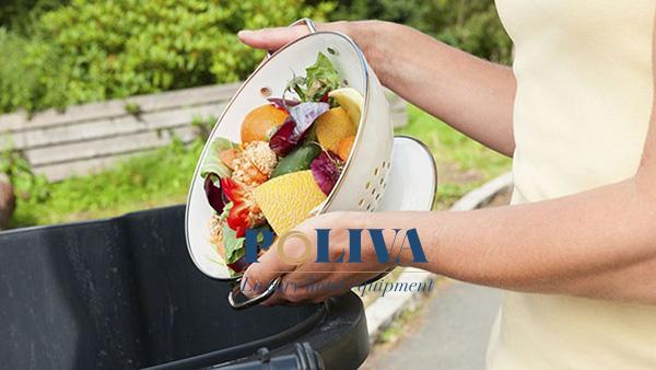 Tránh đổ thức ăn thừa