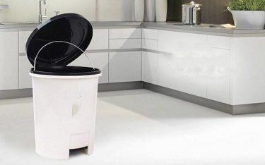"""Các loại thùng rác gia đình đẹp, bền xứng đáng để """"móc ví"""" bạn"""