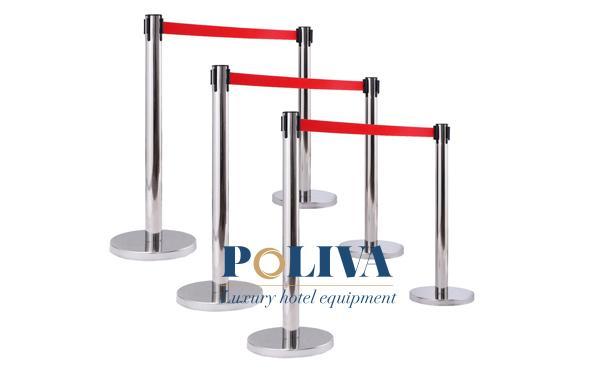 Địa chỉ bán và cho thuê cột chắn inox dây căng đảm bảo chất lượng