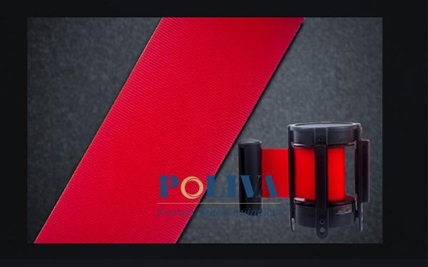 Phần dây kéo của cột chắn inox kém chất lượng sẽ dễ hư hỏng