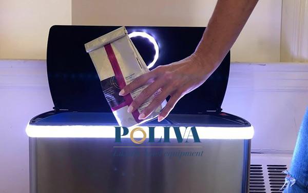 Review đánh giá thùng rác cảm ứng thông minh: Hiện đại hay tai hại?