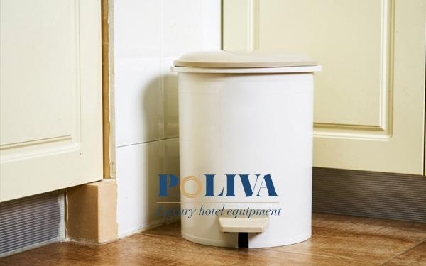 khử mùi thùng rác