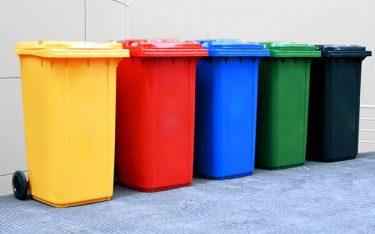 30+ mẫu thùng rác công cộng bền đẹp được tin dùng nhất hiện nay