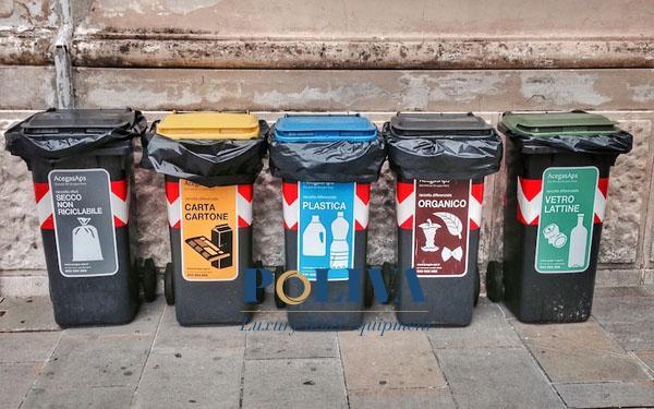 thùng rác công cộng là gì