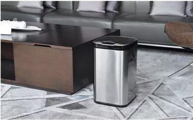 Thùng rác cảm ứng là gì? Thùng rác thông minh khác gì thùng rác thường?