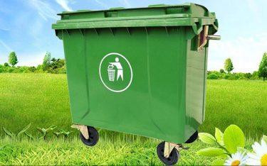 Muốn mua thùng rác công nghiệp 660 lít tốt cần chú ý 4 điều sau