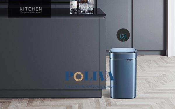 5 loại thùng rác nhà bếp cao cấp đốn tim người nội trợ