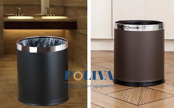 Nên đặt thùng rác văn phòng tại nơi có khả năng chiêu tài rước lộc