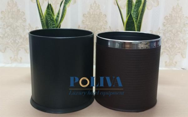 Điểm danh các loại chất liệu thùng rác văn phòng phổ biến nhất