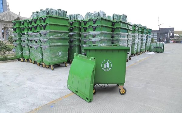 Thùng rác công nghiệp loại nào tốt? Kinh nghiệm mua thùng rác nên biết