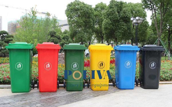 thùng rác công nghiệp loại nào tốt