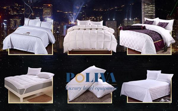 Công ty Poliva – Thương hiệu thiết bị khách sạn cao cấp, uy tín