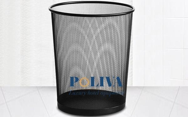 Giá thùng rác văn phòng phụ thuộc khá lớn vào chất liệu