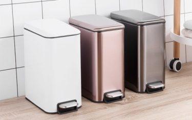 Giá thùng rác văn phòng ĐẮT hay RẺ phụ thuộc vào 5 yếu tố sau