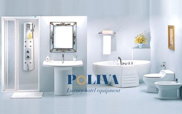 Thiết bị phòng tắm hiện đại và sang trọng