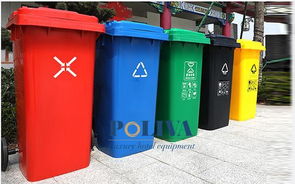 Trang bị thùng rác chung cư thế nào để thuận lợi cho đời sống dân cư?