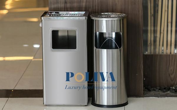 3 dấu hiệu nhận biết thùng rác Inox loại tốt