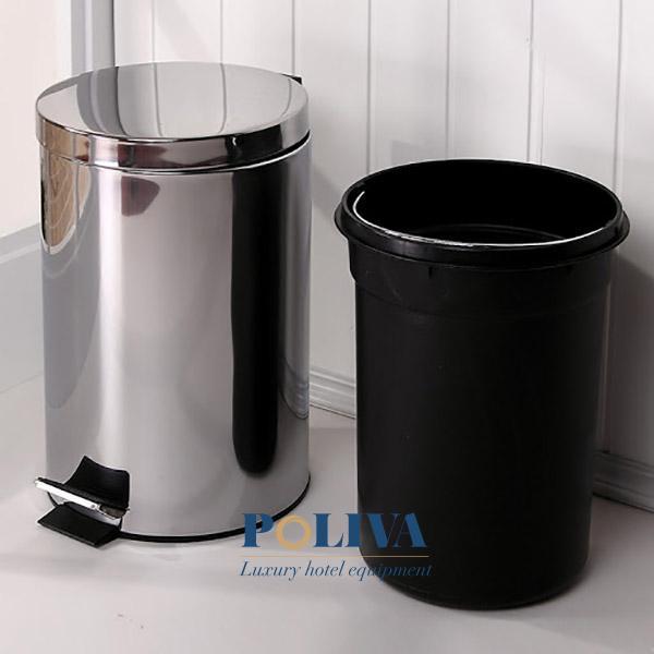thùng rác Inox loại tốt