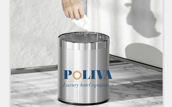 Nên chọn thùng rác đúng mục đích sử dụng