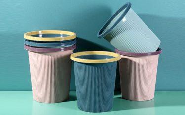 Thùng rác nhựa cho văn phòng: Tất tần tật những vấn đề cần biết