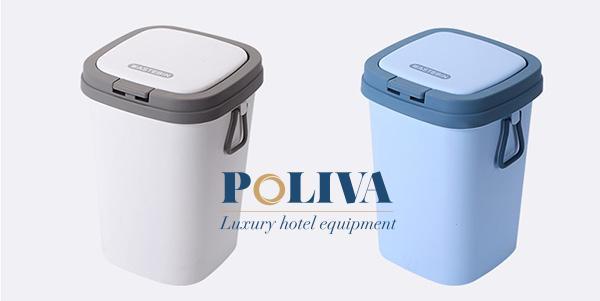 Thiết kế thùng rác văn phòng cao cấp