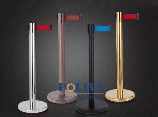 Tìm hiểu về công dụng của cột chắn inox dây căng