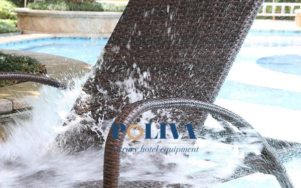 Hướng dẫn đan dây cho ghế bể bơi giả mây