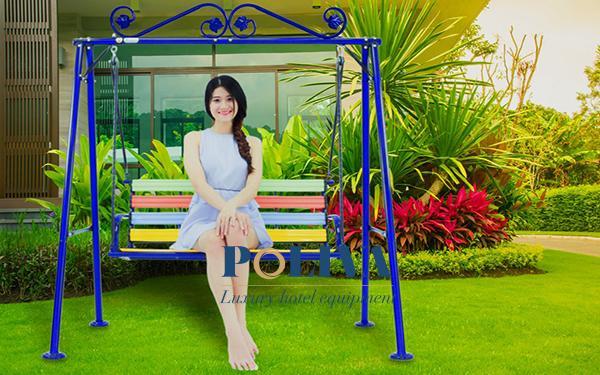Địa chỉ bán xích đu ngoài trời tại Hà Nội