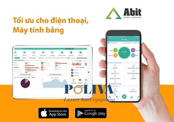 Kiểm soát kinh doanh mọi lúc mọi nơi với phần mềm bán hàng online Abit