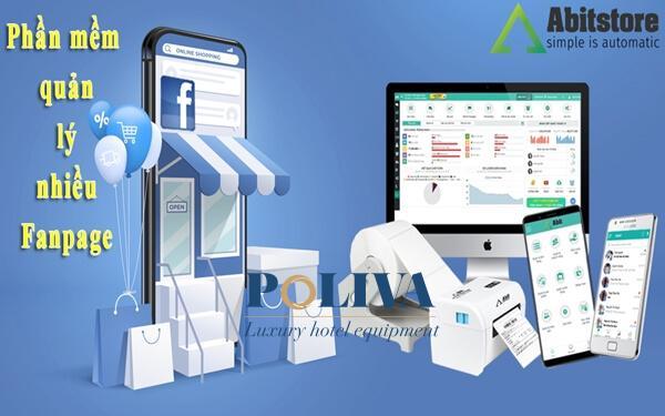 Phần mềm quản lý Fanpage Abit