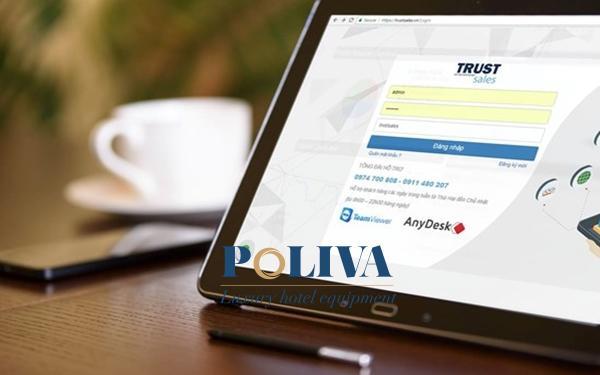 Phần mềm quản lý Trustsales