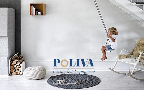 Những ý tưởng thiết kế xích đu dạng tối giản trong nhà