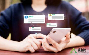 Cách nhắn tin cho khách hàng từ fanpage tiết kiệm đến 95% thời gian