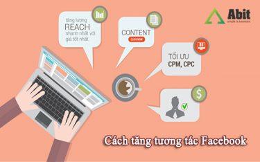 Cách tăng tương tác Facebook hiệu quả được tiết lộ từ chuyên gia