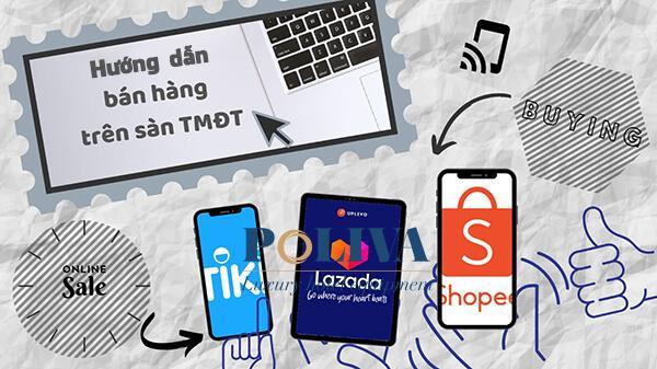 Hướng dẫn bán hàng online