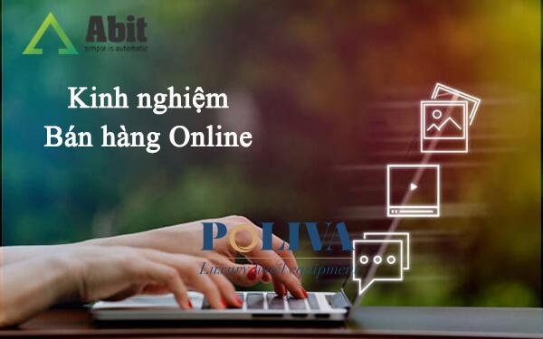 Kinh nghiệm bán hàng thành công cho các shop online từ A-Z