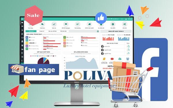 Phần mềm bán hàng online trên Facebook