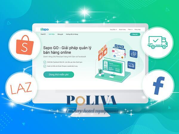 Công cụ quản lý bán hàng Sapo Go