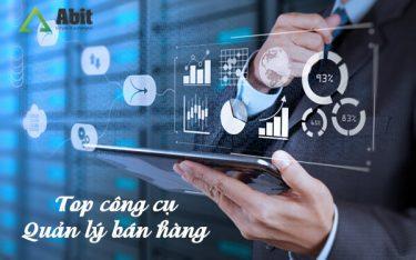 Top 7 công cụ quản lý bán hàng hiệu quả cho các shop online