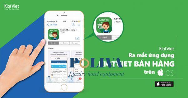 Ứng dụng quản lý bán hàng KiotViet