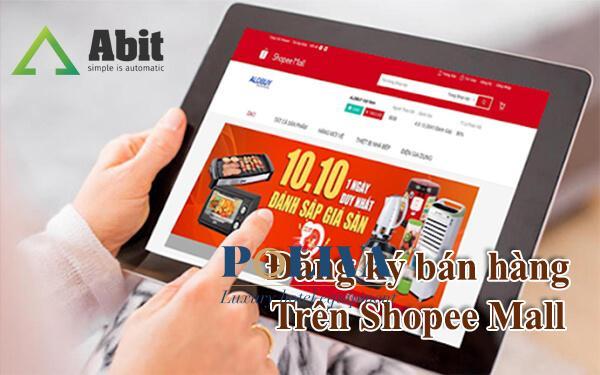 Cách đăng ký bán hàng trên Shopee Mall cho người mới bắt đầu