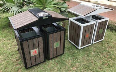 Chọn thùng rác cho từng khu vực sao cho phù hợp